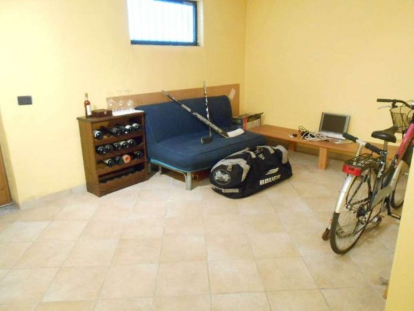 Villetta a schiera in vendita a Boffalora d'Adda, Residenziale, Con giardino, 165 mq - Foto 29