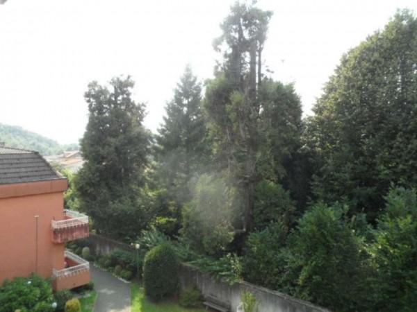 Appartamento in vendita a Cittiglio, Semi Centro, Con giardino, 60 mq - Foto 6