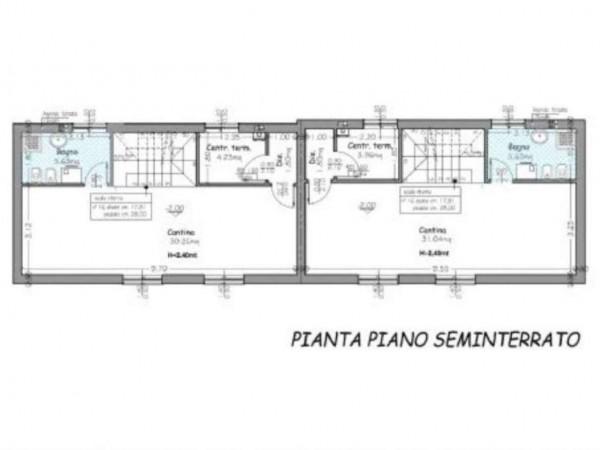Villa in vendita a Casorezzo, Centrale, 180 mq - Foto 2