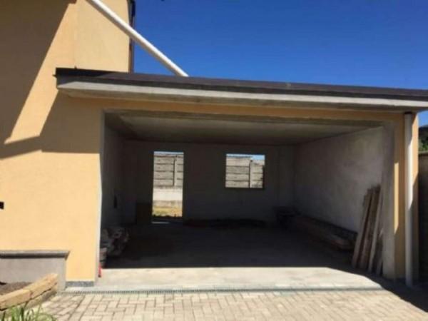 Villa in vendita a Casorezzo, Centrale, 180 mq - Foto 4