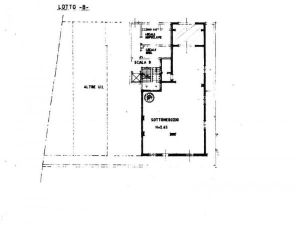 Immobile in affitto a Olgiate Olona, Buon Gesu', 320 mq - Foto 2