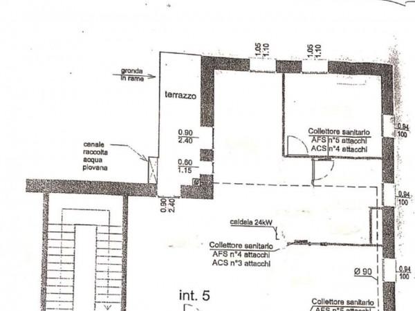 Appartamento in vendita a Chiavari, Centro, 103 mq - Foto 5
