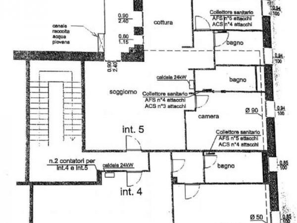 Appartamento in vendita a Chiavari, Centro, 103 mq - Foto 4