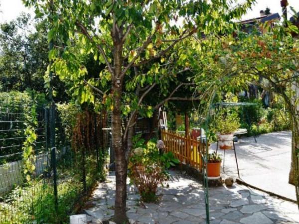 Villetta a schiera in vendita a Uscio, Uscio, Con giardino, 120 mq - Foto 19