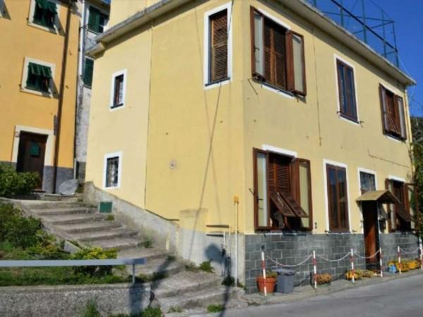 Villetta a schiera in vendita a Uscio, Uscio, Con giardino, 120 mq - Foto 17