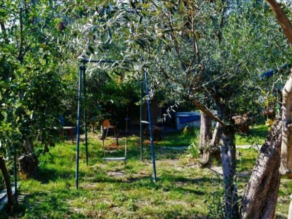 Villetta a schiera in vendita a Uscio, Uscio, Con giardino, 120 mq - Foto 22