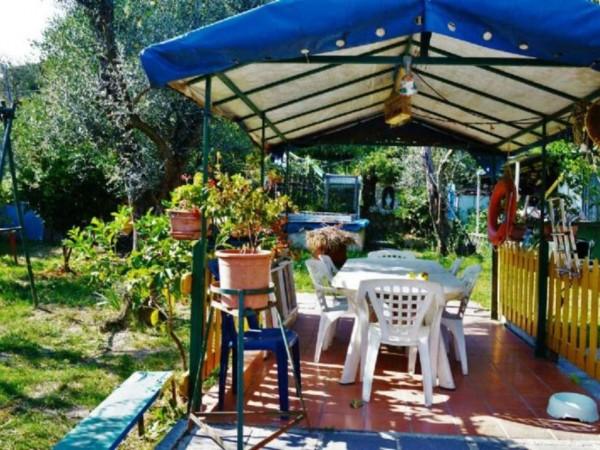 Villetta a schiera in vendita a Uscio, Uscio, Con giardino, 120 mq - Foto 21