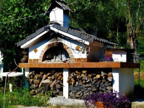 Villetta a schiera in vendita a Uscio, Uscio, Con giardino, 120 mq - Foto 24