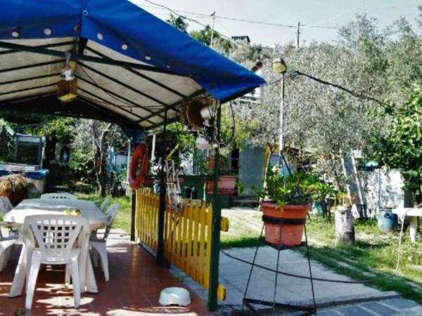 Villetta a schiera in vendita a Uscio, Uscio, Con giardino, 120 mq - Foto 20