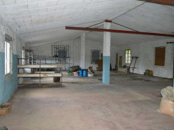 Capannone in vendita a Avegno, Vescina, 535 mq - Foto 16
