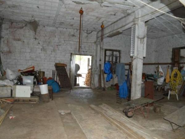 Capannone in vendita a Avegno, Vescina, 535 mq - Foto 9