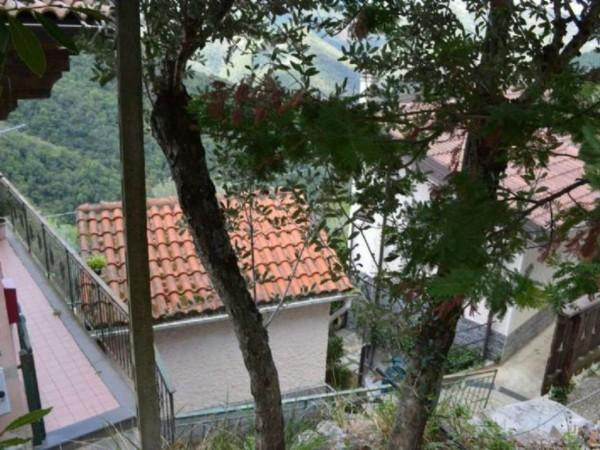 Casa indipendente in vendita a Avegno, Vescina, Con giardino, 173 mq - Foto 24