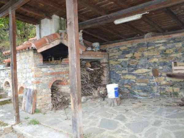 Casa indipendente in vendita a Avegno, Vescina, Con giardino, 173 mq - Foto 14