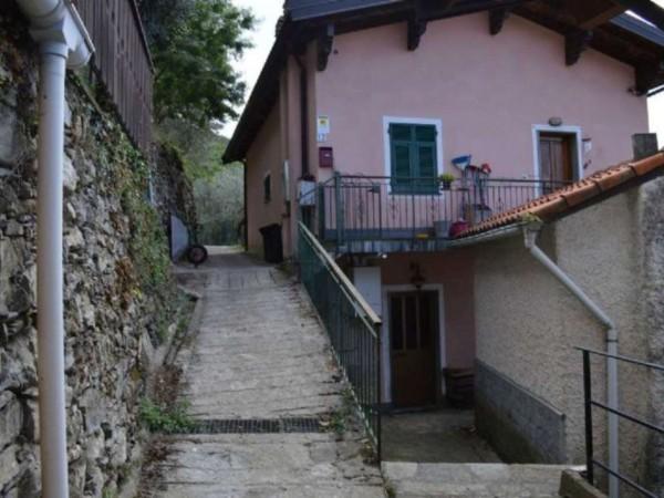 Casa indipendente in vendita a Avegno, Vescina, Con giardino, 173 mq - Foto 42