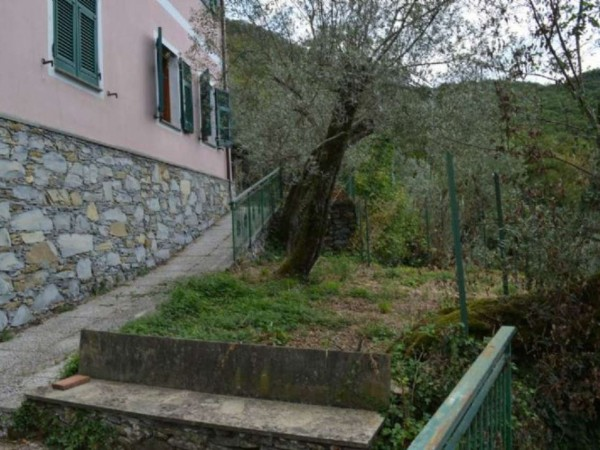 Casa indipendente in vendita a Avegno, Vescina, Con giardino, 173 mq - Foto 23