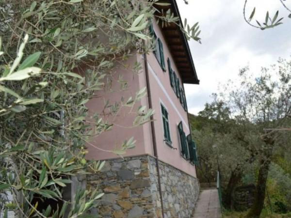 Casa indipendente in vendita a Avegno, Vescina, Con giardino, 173 mq - Foto 41