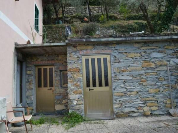 Casa indipendente in vendita a Avegno, Vescina, Con giardino, 173 mq - Foto 33