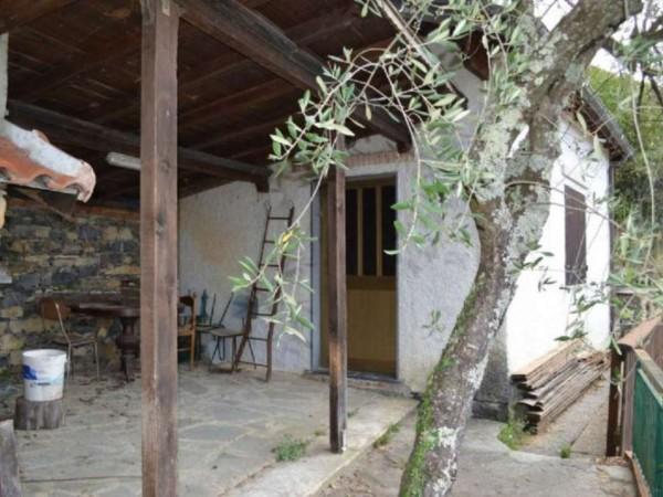 Casa indipendente in vendita a Avegno, Vescina, Con giardino, 173 mq - Foto 13