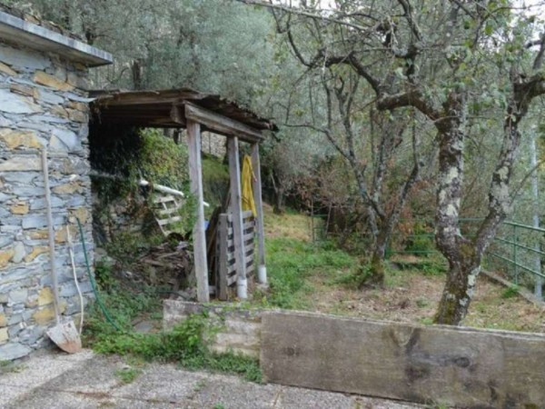Casa indipendente in vendita a Avegno, Vescina, Con giardino, 173 mq - Foto 21