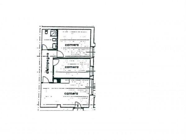 Appartamento in vendita a Torino, Nizza Millefonti, 70 mq - Foto 4