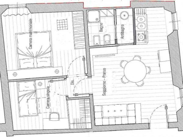 Appartamento in vendita a Cesena, Centro Storico, 90 mq