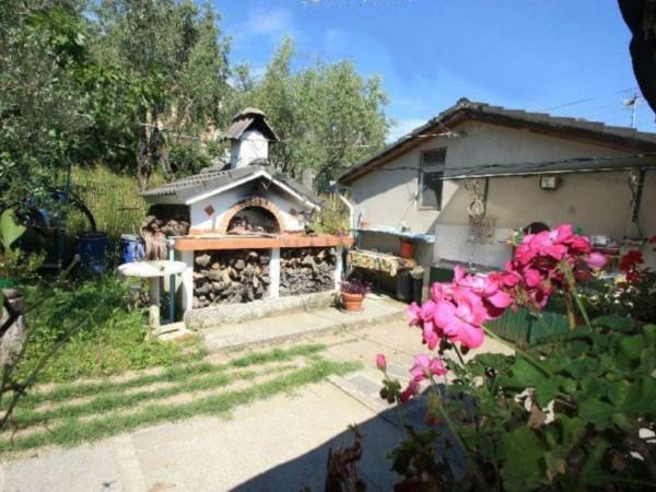 Casa indipendente in vendita a Uscio, Con giardino, 120 mq - Foto 1