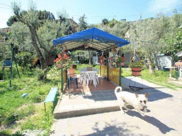 Casa indipendente in vendita a Uscio, Con giardino, 120 mq - Foto 15