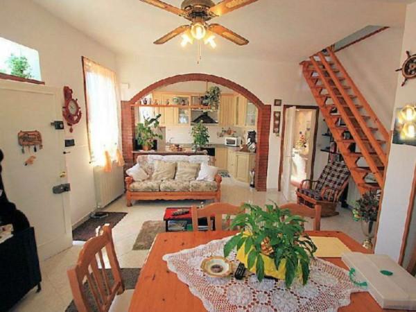 Casa indipendente in vendita a Uscio, Con giardino, 120 mq - Foto 7