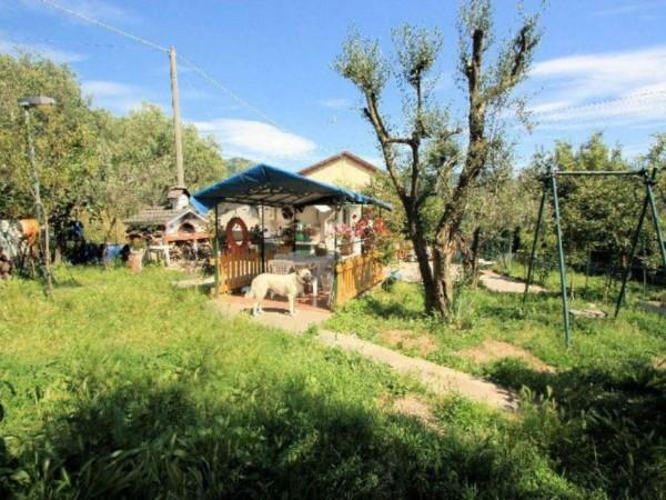 Casa indipendente in vendita a Uscio, Con giardino, 120 mq - Foto 22