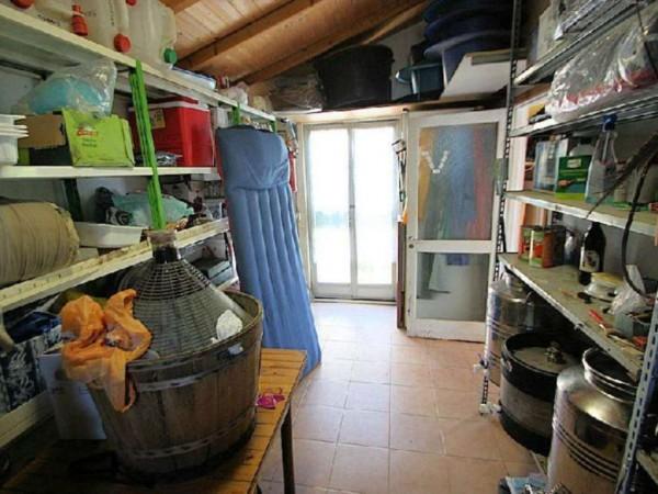 Casa indipendente in vendita a Uscio, Con giardino, 120 mq - Foto 16