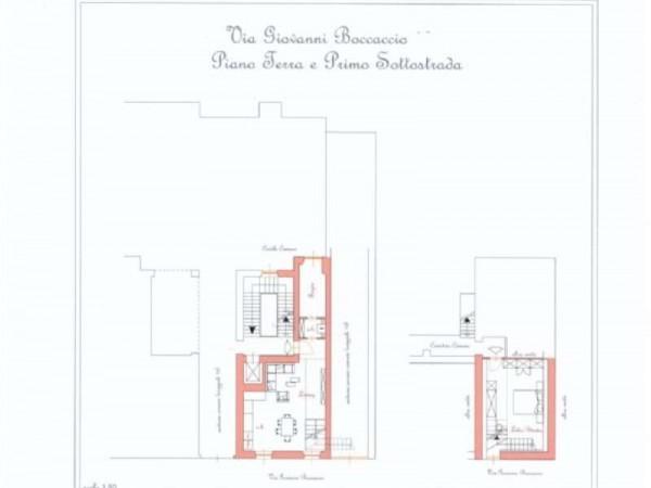 Appartamento in vendita a Milano, Cadorna, Con giardino, 65 mq - Foto 2