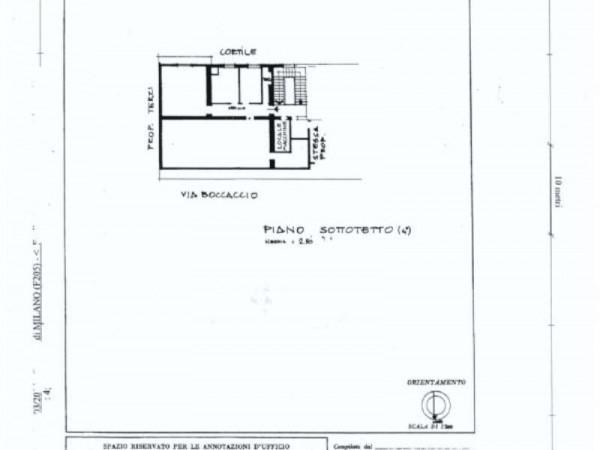 Appartamento in vendita a Milano, Cadorna, Con giardino, 180 mq - Foto 2