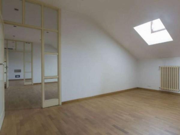 Appartamento in vendita a Milano, Cadorna, Con giardino, 180 mq - Foto 12