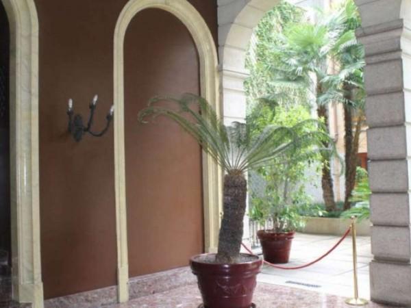 Appartamento in vendita a Milano, Cadorna, Con giardino, 180 mq - Foto 6