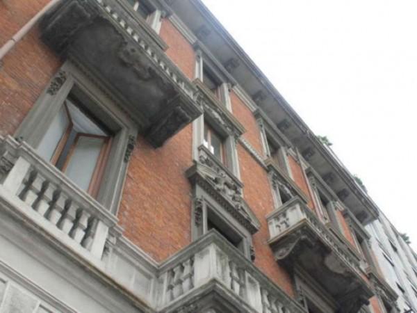Appartamento in vendita a Milano, Cadorna, Con giardino, 180 mq - Foto 4