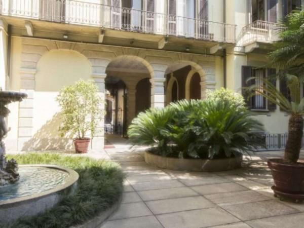 Appartamento in vendita a Milano, Cadorna, Con giardino, 180 mq - Foto 10