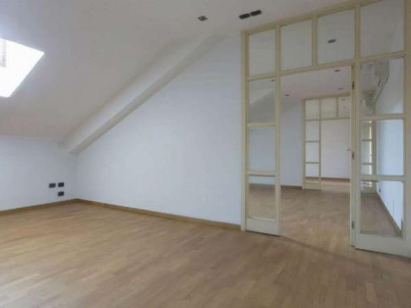 Appartamento in vendita a Milano, Cadorna, Con giardino, 180 mq - Foto 14