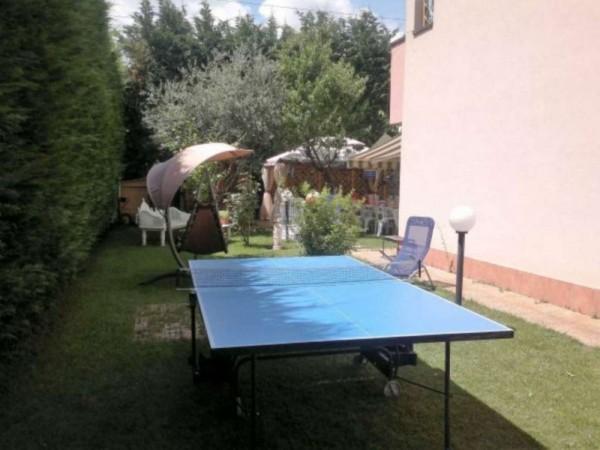 Villa in vendita a Legnano, Parco Castello, 225 mq - Foto 8