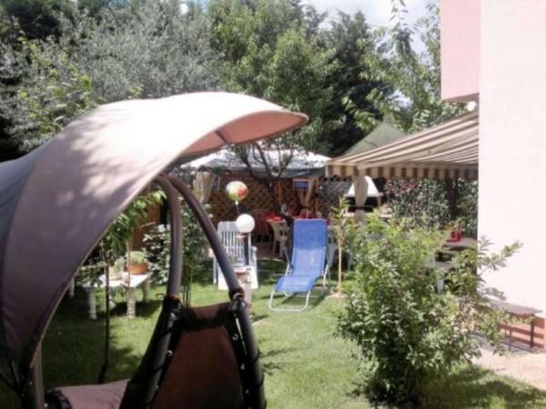 Villa in vendita a Legnano, Parco Castello, 225 mq - Foto 7