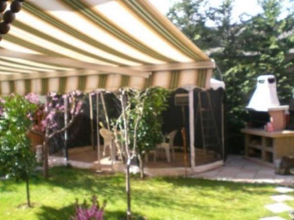 Villa in vendita a Legnano, Parco Castello, 225 mq - Foto 4