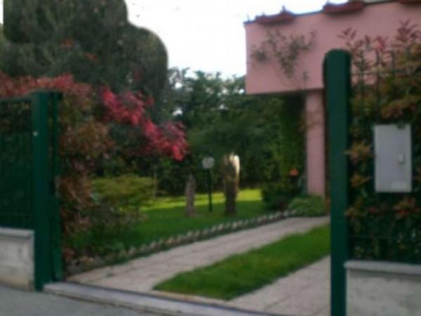 Villa in vendita a Legnano, Parco Castello, 225 mq - Foto 6