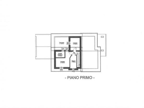 Villa in vendita a Cremosano, Residenziale, Con giardino, 240 mq - Foto 2