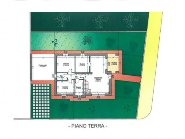 Villa in vendita a Cremosano, Residenziale, Con giardino, 240 mq