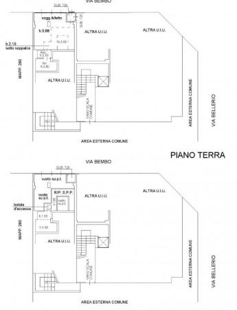 Appartamento in vendita a Milano, Affori Centro, Con giardino, 40 mq - Foto 2