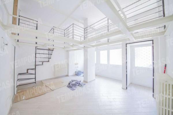 Appartamento in vendita a Milano, Affori Centro, Con giardino, 40 mq - Foto 5