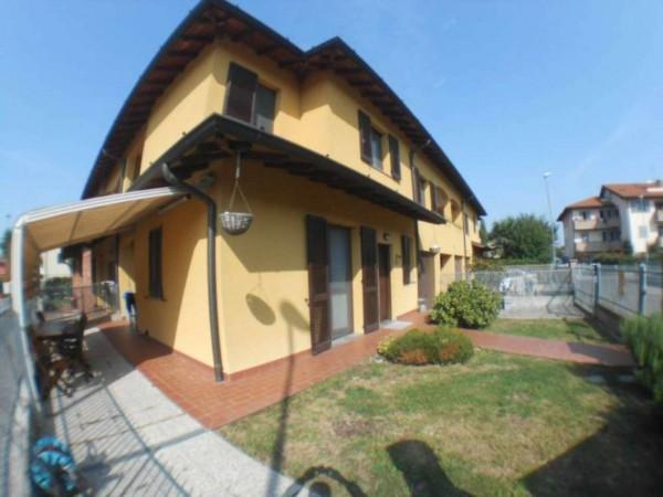 Villa in vendita a Monte Cremasco, Residenziale, Con giardino, 188 mq - Foto 10