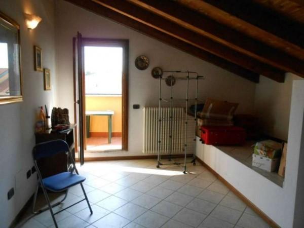 Villa in vendita a Monte Cremasco, Residenziale, Con giardino, 188 mq - Foto 5