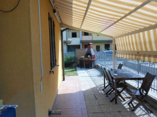 Villa in vendita a Monte Cremasco, Residenziale, Con giardino, 188 mq - Foto 4
