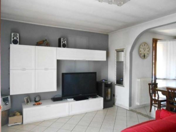 Villa in vendita a Monte Cremasco, Residenziale, Con giardino, 188 mq
