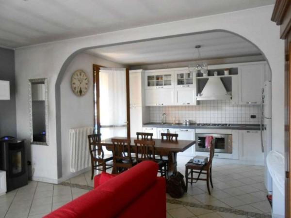 Villa in vendita a Vaiano Cremasco, Residenziale Limitrofa Vaiano Cremasco, Con giardino, 126 mq